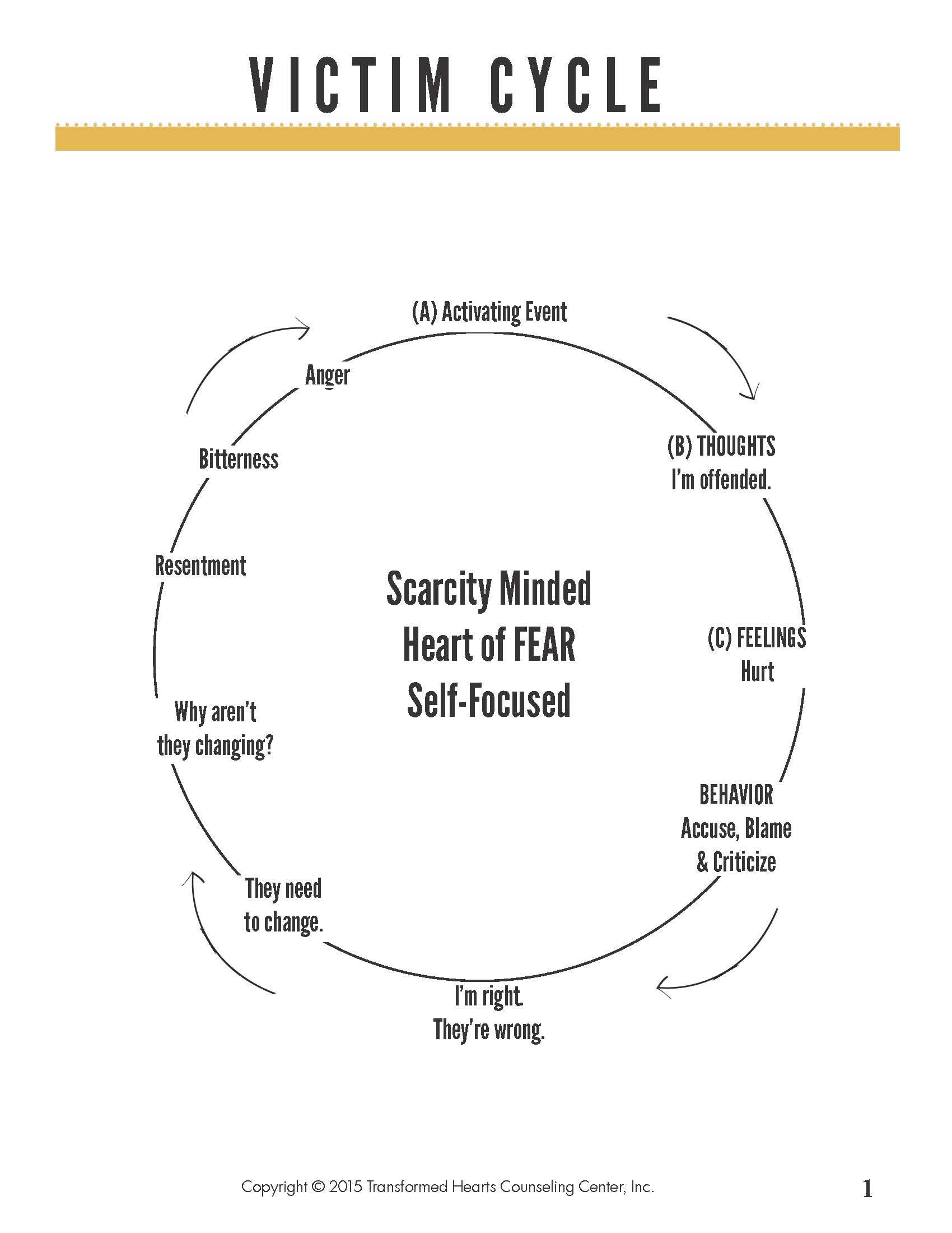2016 Victim Cycle